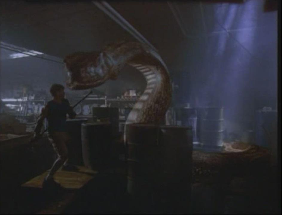 crocodile vs python the movie