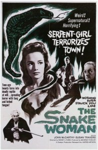 thesnakewoman