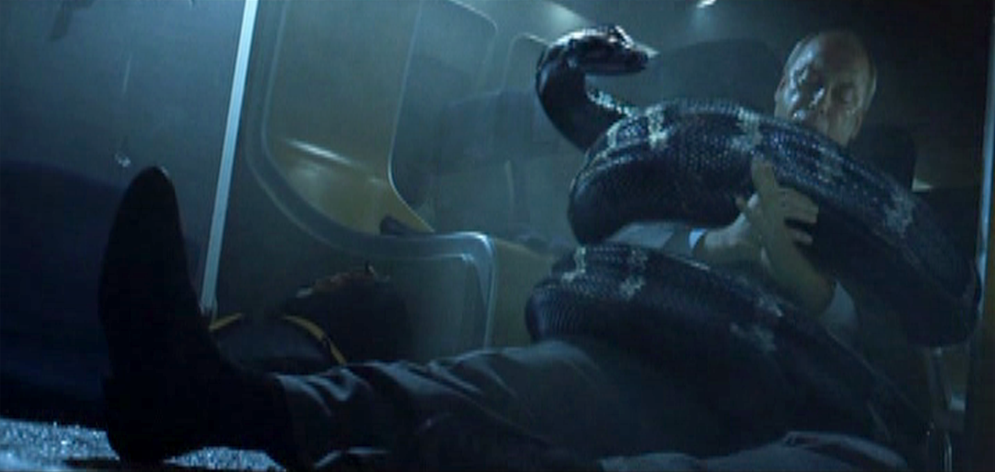 Snakes On A Plane 2006  Creature Feature Corner-6715