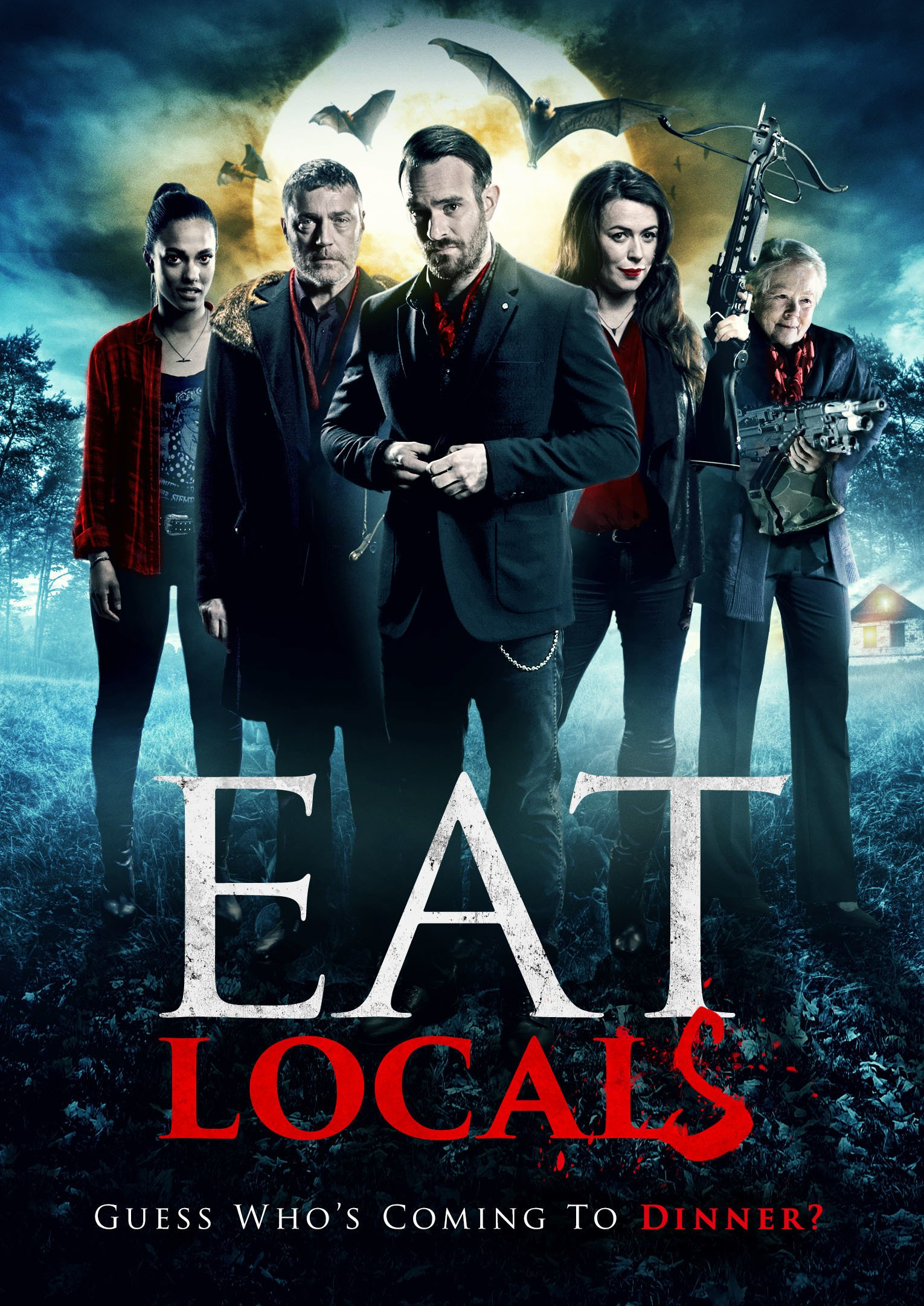 7 Days of Halloween Competition – Eat Locals bundle Giveaway ...